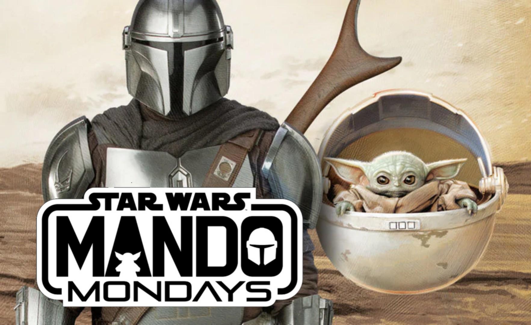 Mando Mondays: Nuevos productos y contenidos de la serie saldrán  semanalmente – La Biblioteca del Templo Jedi